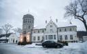Eesti Ajaloomuuseum talvel.