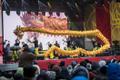 Hiina uus aasta Vabaduse väljakul
