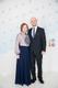 Riikliku teaduspreemia laureaat Tambet Teesalu ja abikaasa Sille.