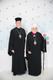 Eesti apostliku õigeusu kiriku metropoliit Stefanus ja munkpreester Justinus.