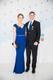 Võitmatute sportmängude kettaheite hõbeveebel Egert Erreline ja abikaasa Kätlin Pani.