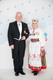 Endine peaminister Tiit Vähi ja abikaasa Raine-Lea.