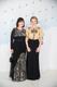 Riigikogu liige Heljo Pikhof ja tütar Kadri Pikhof.