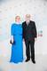 Riigisekretär Heiki Loot ja abikaasa Agnes.