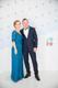 Riigikogu liige Deniss Boroditš ja abikaasa Julia.