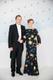 Riigikogu kantselei direktor Peep Jahilo ja abikaasa Marika.