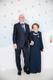 Endine peaminister Andres Tarand ja abikaasa Mari.
