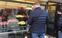 Lillemüük Viru tänaval.