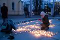 Märtsiküüditamise mälestamine Vabaduse väljakul