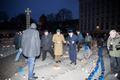 President süütas Vabaduse väljakul küünla märtsiküüditamise mälestuseks