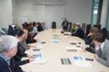 Keskkonnakomisjon tutvus Soomes Äänekoski biotoodete tehasega.