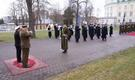 Kreeka kaitseväe juhataja Eestis visiidil.