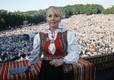 Otselülitus saatesse Aktuaalne Kaamera: AK saatejuht Monika Tamla. 2014