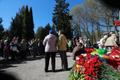 Victory Day commemorated in Tallinn on Wednesday. May 9, 2018.