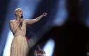 Выступление португальской певицы Маризы.