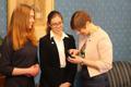 Õpilased tegid EV100 puhul presidendile kingituse