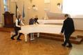 Kooli tuudi uus klaver