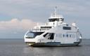 Reisiparvlaev Kihnu Virve ei dsaanud pühapäeval tugeva tuule tõttu Kihnust väljuda.