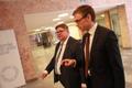 Eesti välisministri Sven Mikseri ja Soome välisministri Timo Soini kohtumine
