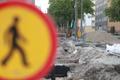 Nädalavahetusel Gonsiori tänaval tööd ei tehtud.