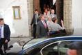 King Willem-Alexander of the Netherlands and President Kersti Kaljulaid visit Tallinn's medieval Old Town on Thursday. 13 June, 2018.