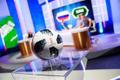 ERR-i jalgpallistuudio Venemaa MM-iks.