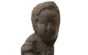 Metal carved figurine. 15th/16th Century.