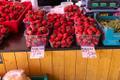 Maasikate hind Balti jaama