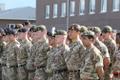 Tapal vahetus NATO lahingugrupi Ühendkuningriigi üksus.