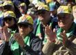 Emmerson Mnangagwa valged toetajad.