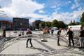 Площадь Вабадузе превратится в фан-зону.