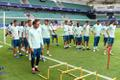 Madridi Atletico treening enne Superkarikat.