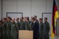 Eesti, Läti ja Leedu õhuruumi turvamise võtsid üle Saksamaa õhuväelased