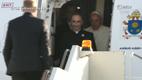 Папа Римский прибыл в Таллинн