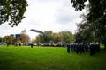 A memorial service marked the 24th anniversary of the MS Estonia disaster on 28 September 1994
