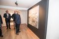 Jaan Elkeni näituse avamine