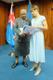 President Kersti Kaljulaid ja Fidži peaminister Josaia Voreqe Bainimarama