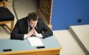 Riigikogu istung 19. november, ränderaamistiku avaldus.