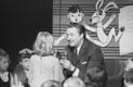 Laste lauluvõistlus Trika-trei, saatejuht Kalmer Tennosaar. 1970ndad