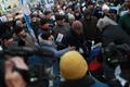 Indrek Tarand EKRE meeleavaldusel piiramisrõngas