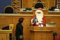 Jõuluvana riigikogus