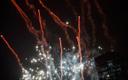 Turn of the year at Tallinn's Freedom Sq