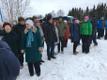 Vabadussõja murdelahingute mälestustahvli avamine Vodja mõisa juures.
