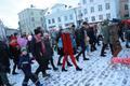 Naiste marss Tallinnas.