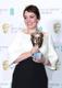 Londonis selgusid 72. Briti filmiauhindade võitjad. Pildil näitleja Olivia Colman.