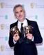Londonis selgusid 72. Briti filmiauhindade võitjad. Pildil lavastaja Alfonso Cuaron.