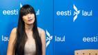 Eesti Laulu finalistide pressikonverentsid, Sandra Nurmsalu