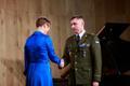 Staabiveebel Andreas Rebane – tegevväelane, märkimisväärse panuse eest Kaitseväe arengusse