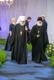 Moskva Patriarhaadi Eesti Õigeusu Kiriku pea metropoliit Eugeni ja saatja ülempreester Juvenalius