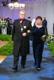 Eesti Kirikute Nõukogu president peapiiskop emeritus Andres Põder ja Marje Põder
